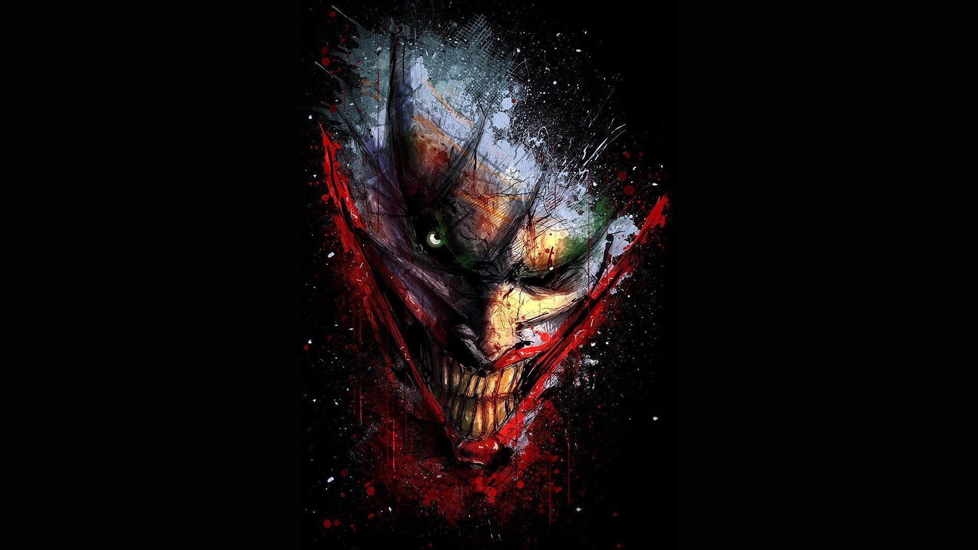Joker   Batman Wallpaper 10086 1920x1080