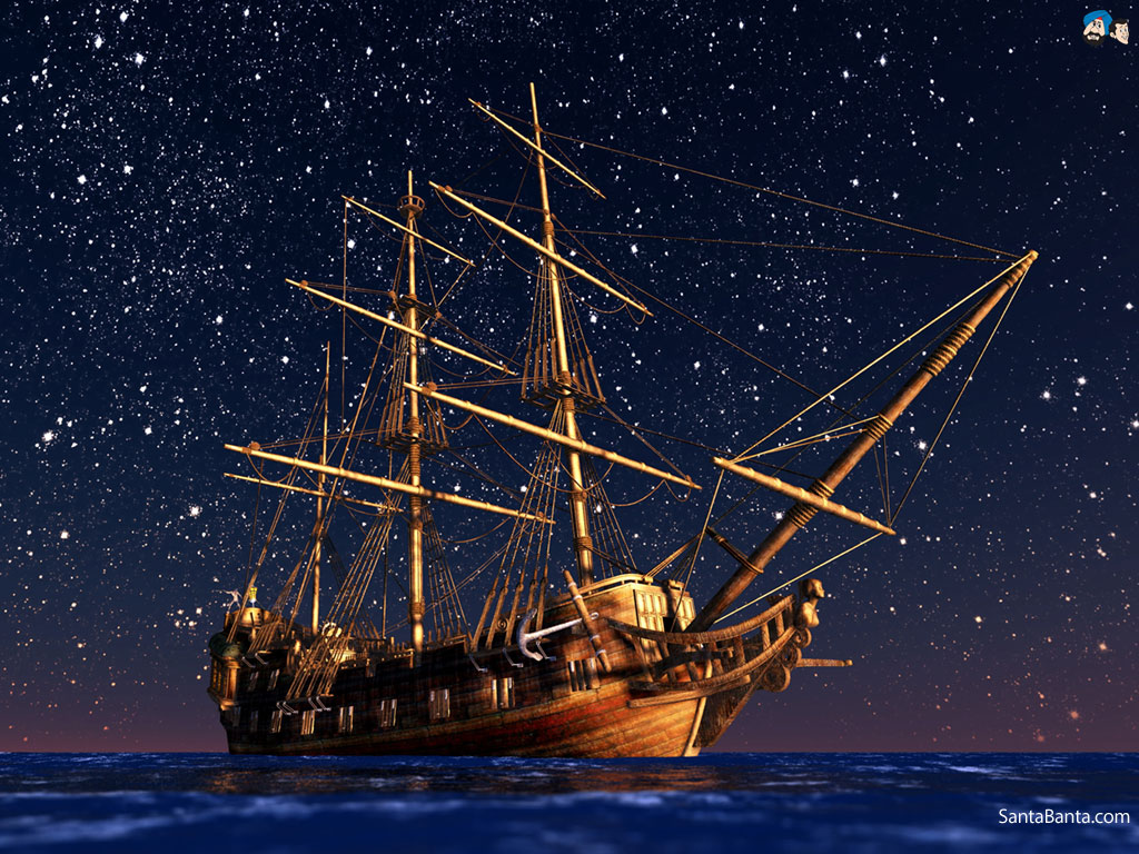 Ships Wallpaper 33 1024x768