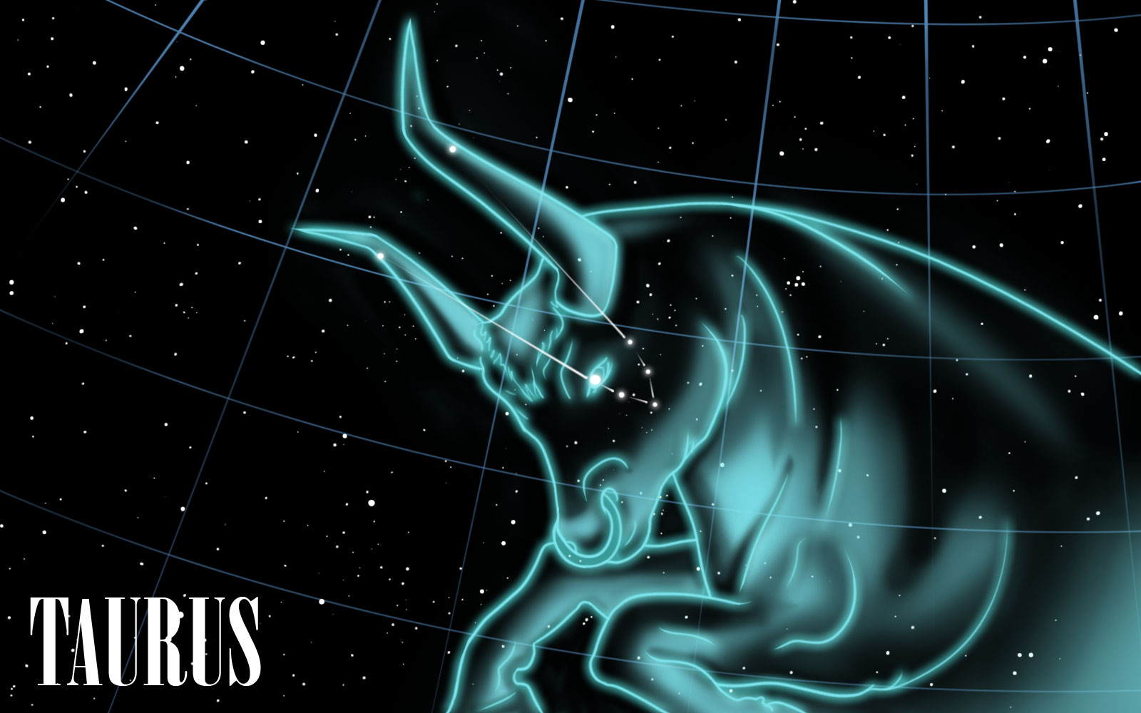 zodiac taurus hd wallpaper wallpapers55com   Best Wallpapers for 1600x1000