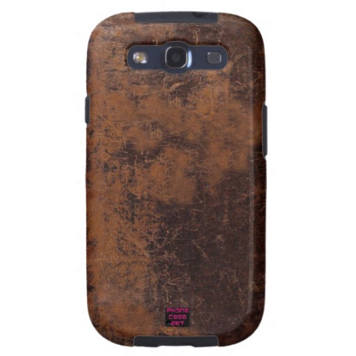 Western Leather Cell Phone Cases 512x512
