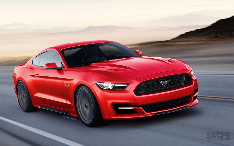 2015 Mustang Gt Wallpapers 1440x900