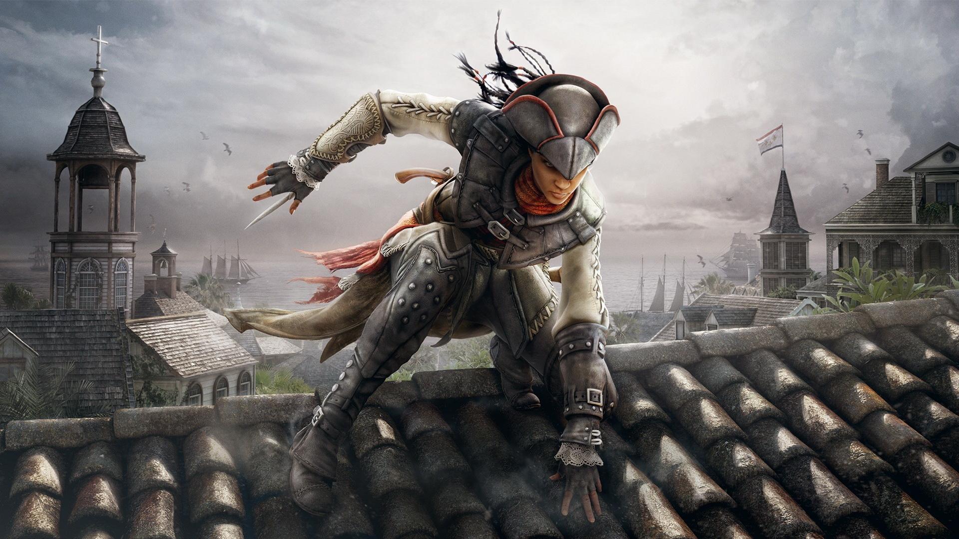 Assassins Creed 3 Liberation WALLPAPER 1920x1080