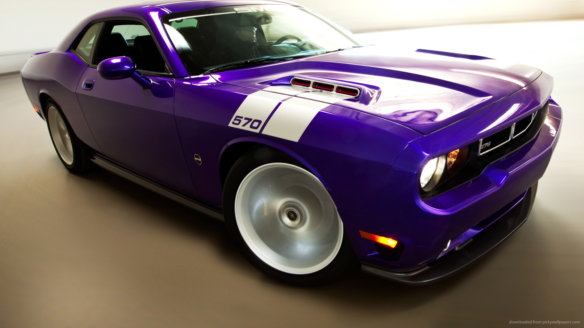 Dodge Challenger Picture For iPhone Blackberry iPad Violet Dodge 1920x1080