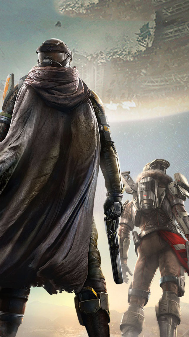 Destiny Game Wallpaper   iPhone Wallpapers 640x1136