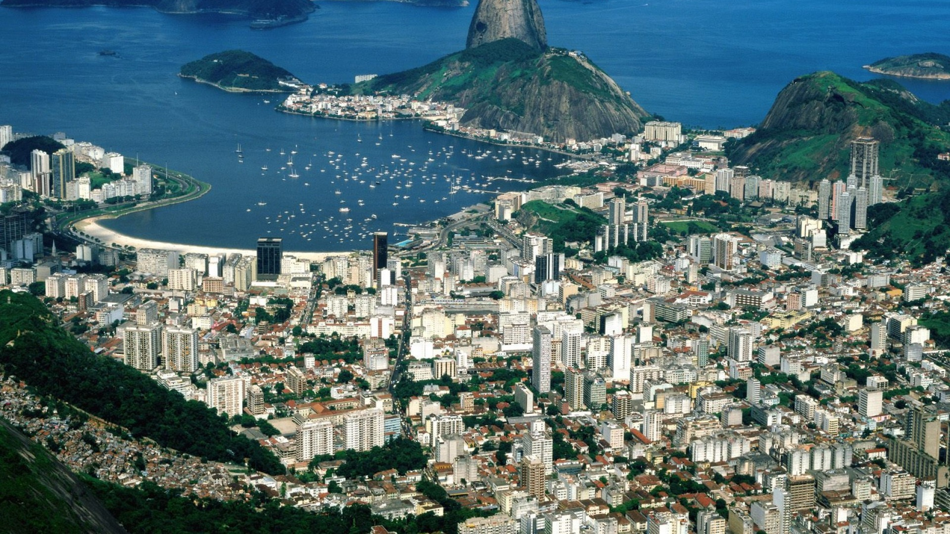 1920x1080 Rio De Janeiro desktop PC and Mac wallpaper 1920x1080