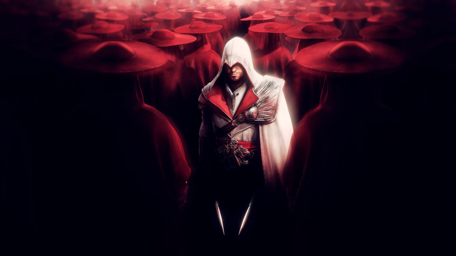 [44+] Assassin's Creed Wallpaper 1920x1080 on WallpaperSafariAssassins Creed Brotherhood Wallpaper 1920x1080