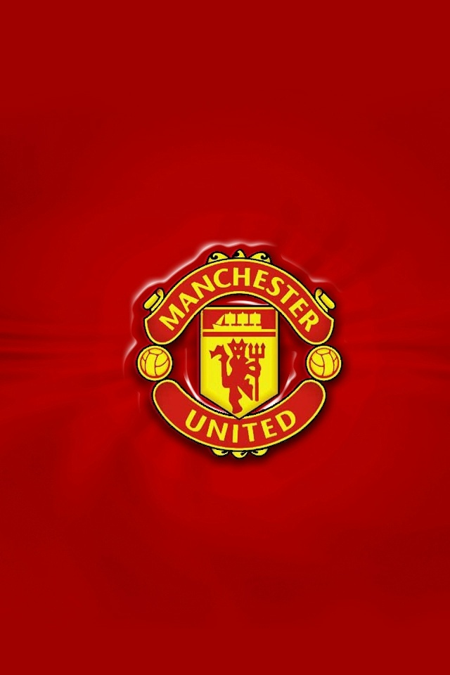 Manchester United iPhone 4 Wallpaper and iPhone 4S Wallpaper 640x960