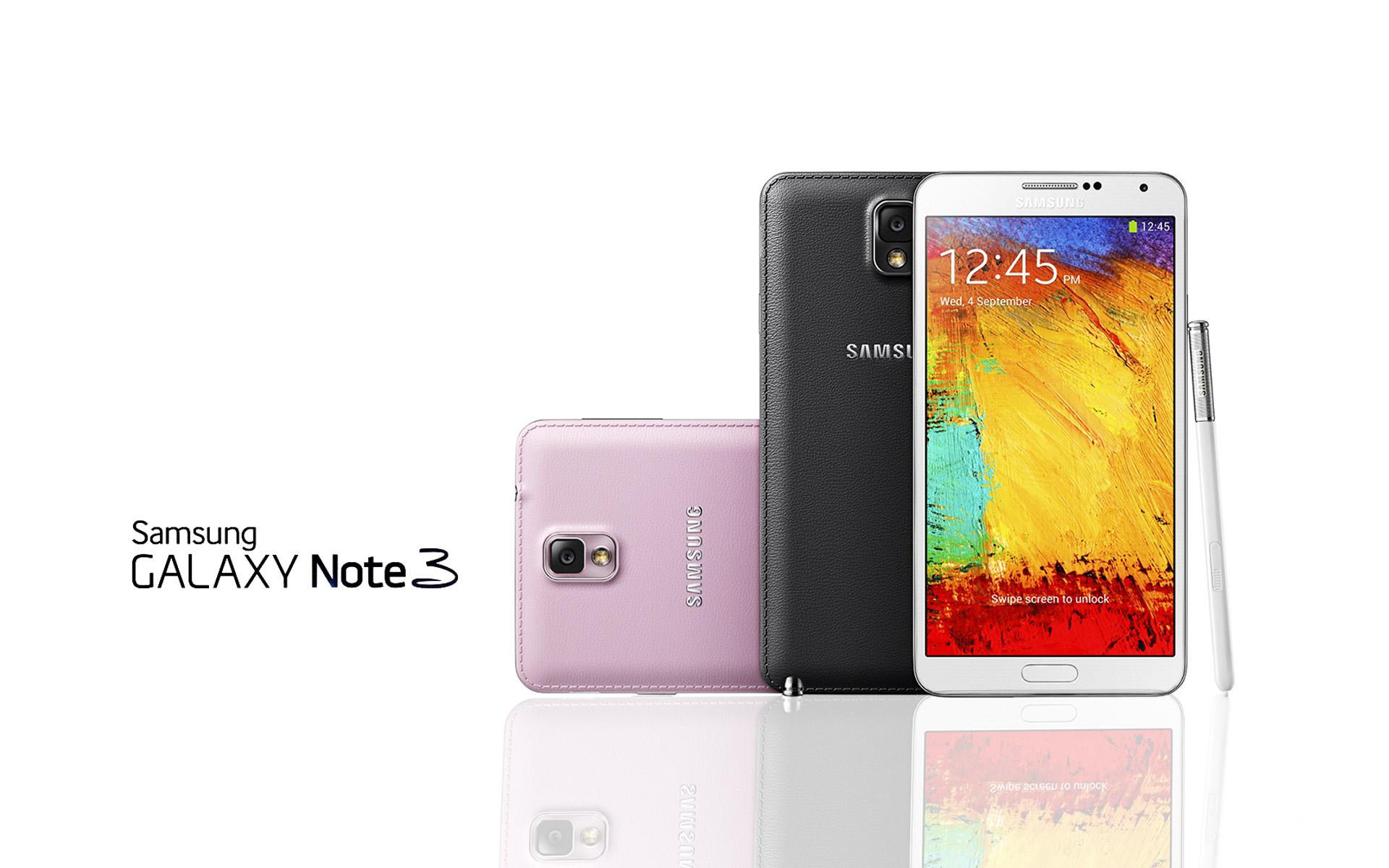 Samsung Galaxy Note 3 Wallpaper