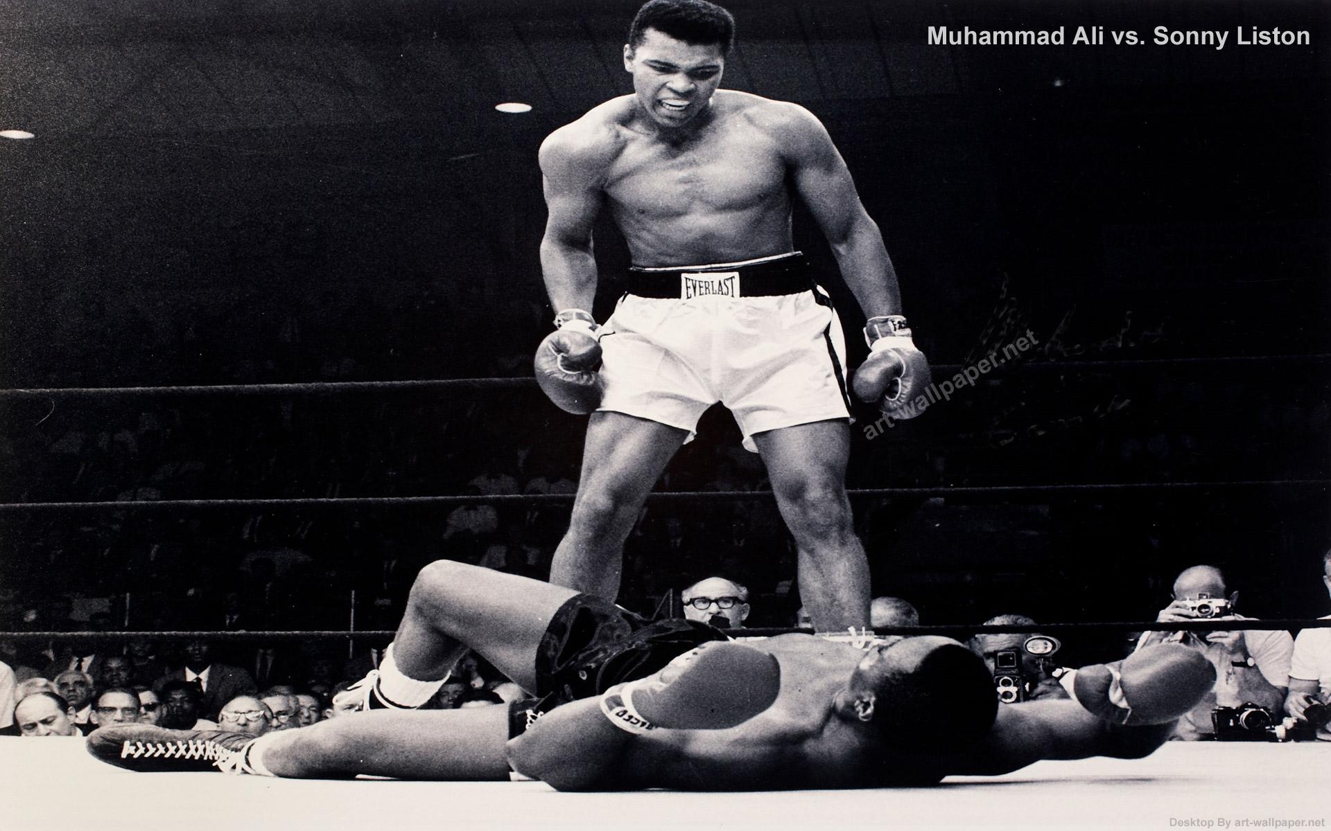 Download Muhammad Ali Full Hd Desktop Wallpaper 1920x1080 Short 1920x1200