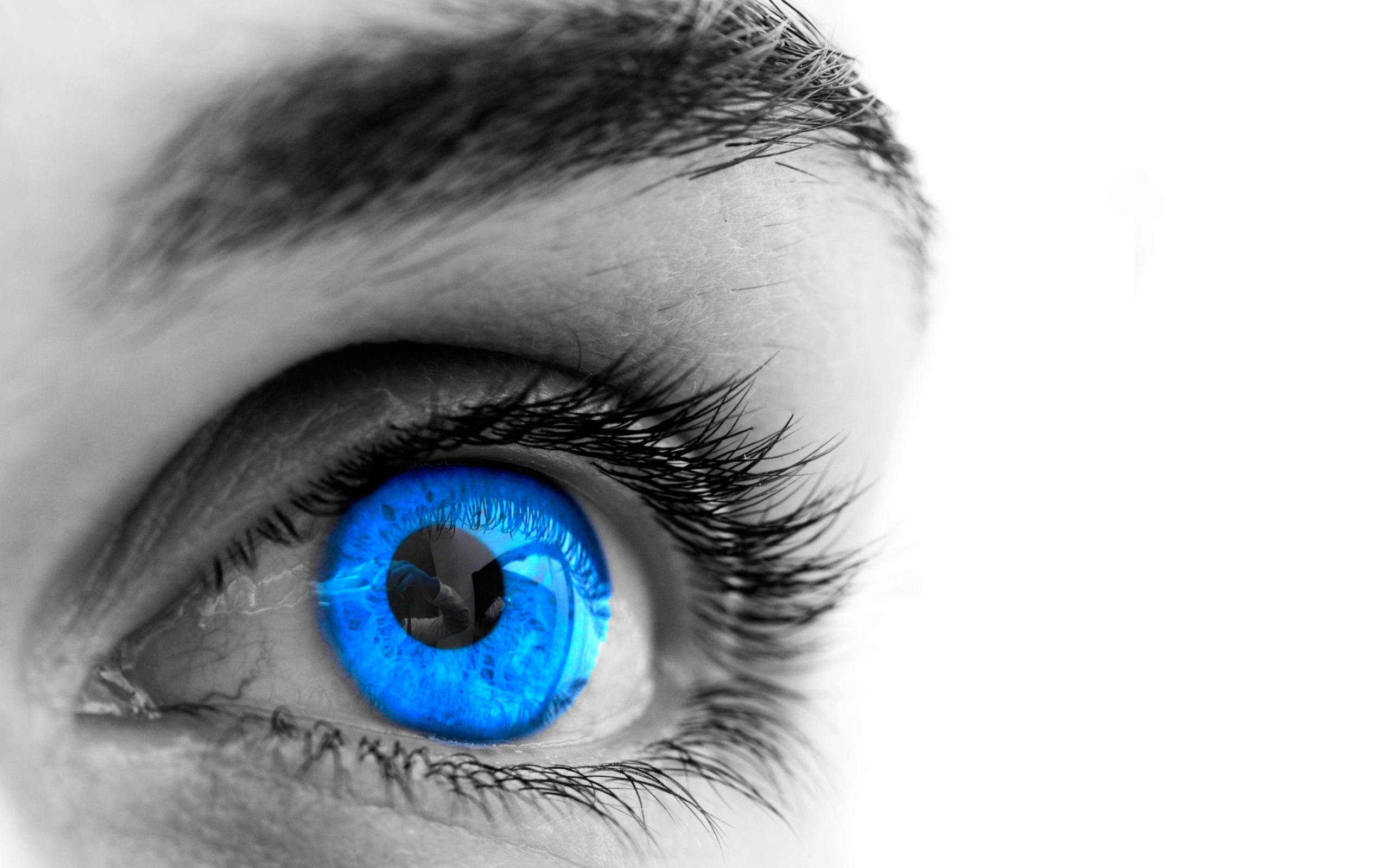 Blue Eyes HD Wallpapers 2560x1600