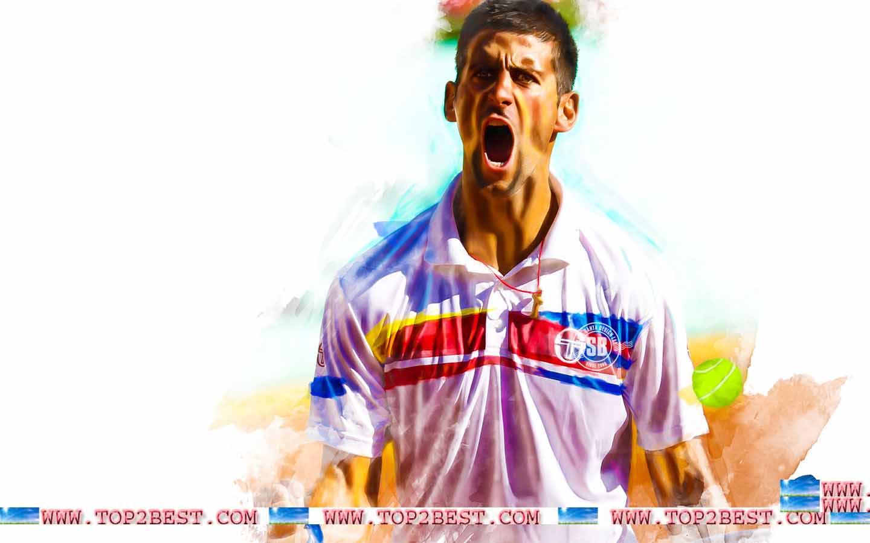 Novak Djokovic Wallpapers 1440x900