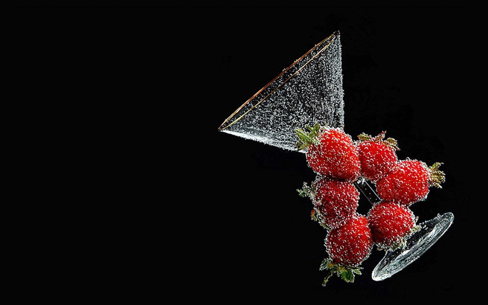 Strawberry wallpapers HD   Beautiful wallpapers collection 2014 1600x1000