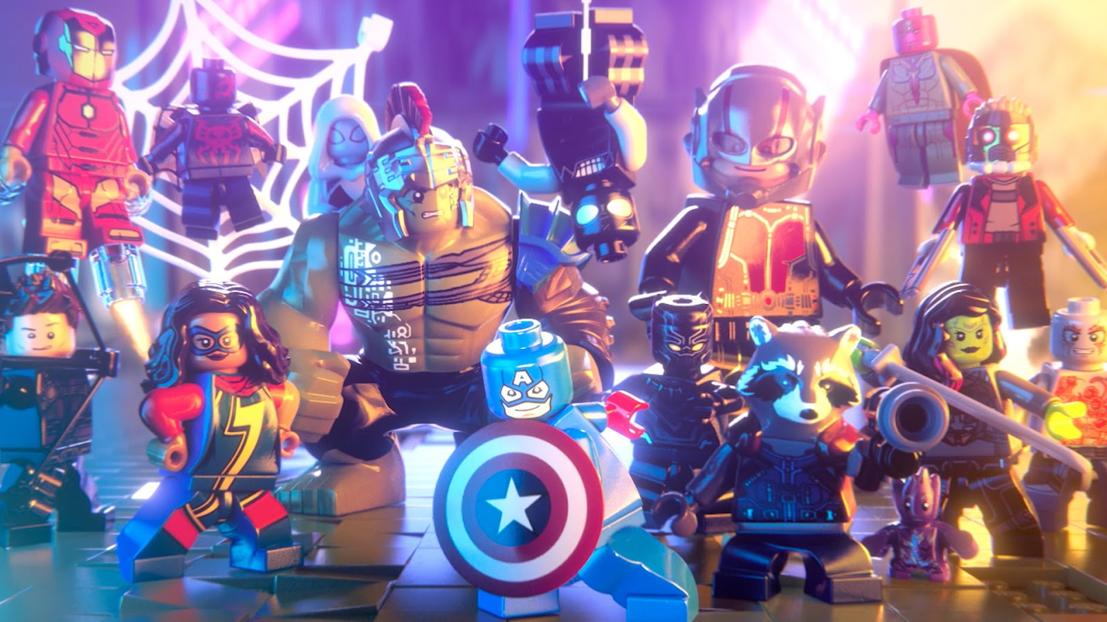 TRANS SCRIBE LEGO Marvel Superheroes 2 Top 5 LEGO games 1600x900