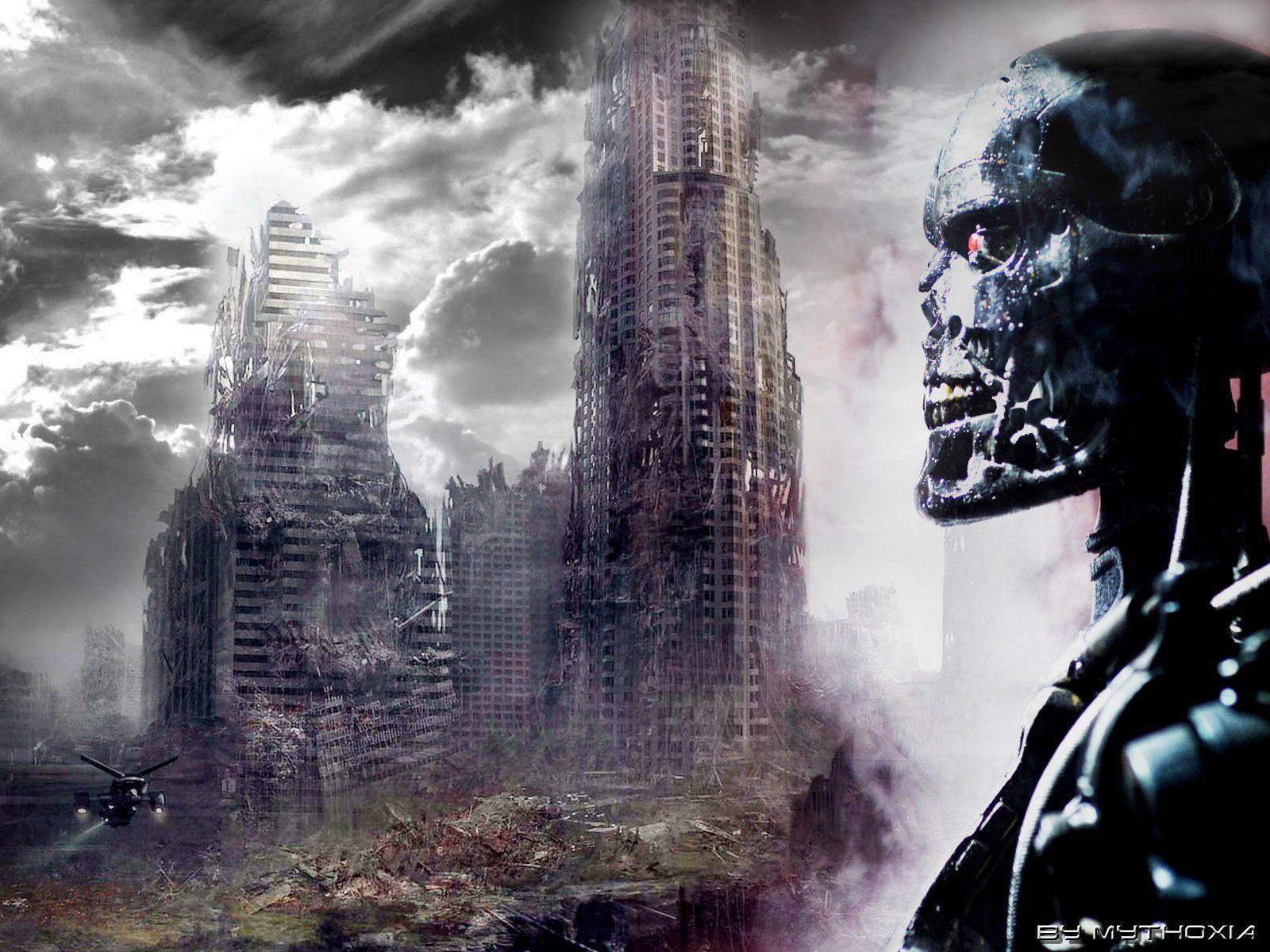 Terminator Salvation Wallpaper Hd - WallpaperSafari
