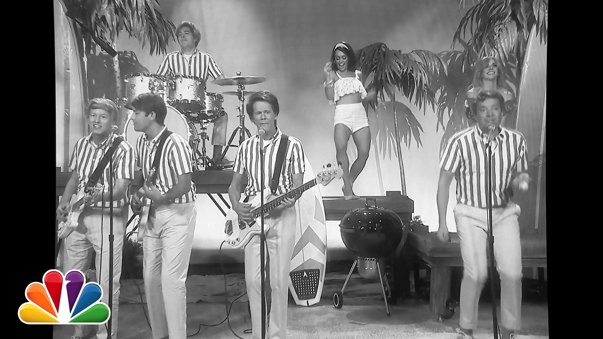 Fun Fun Fun Parody by The Beach BoyserrrJimmy Fallon and 1920x1080