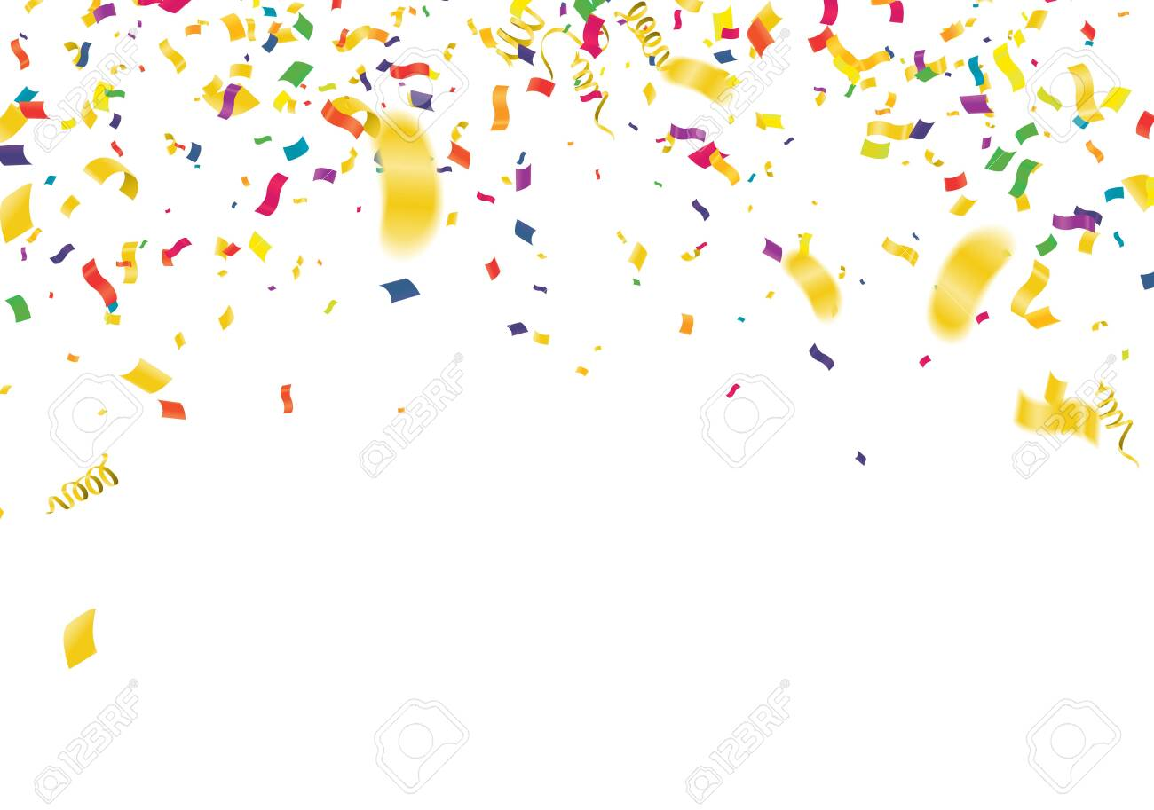 Abstract Background With Shining Colorful Birthday Presentation 1300x913