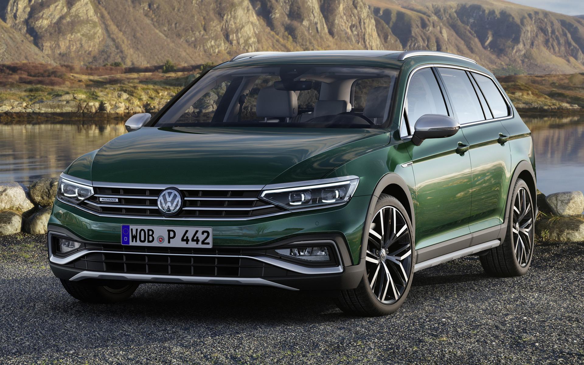 2019 Volkswagen Passat Alltrack   Wallpapers and HD Images Car Pixel 1920x1200