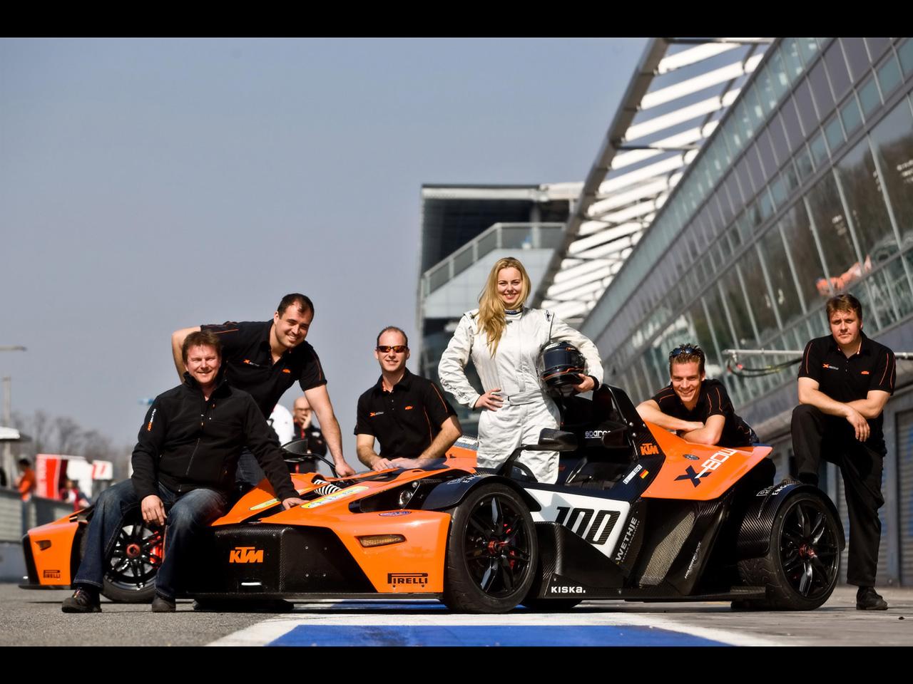 2008 KTM X Bow Racing Debut   Team   1280x960   Wallpaper 1280x960