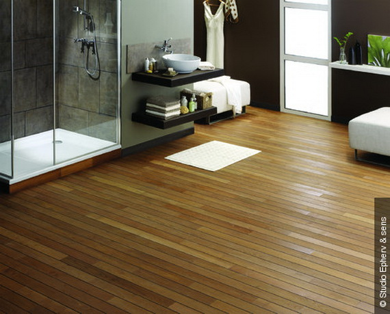 Bamboo Floors Bamboo Flooring Styles And Designs 570x459