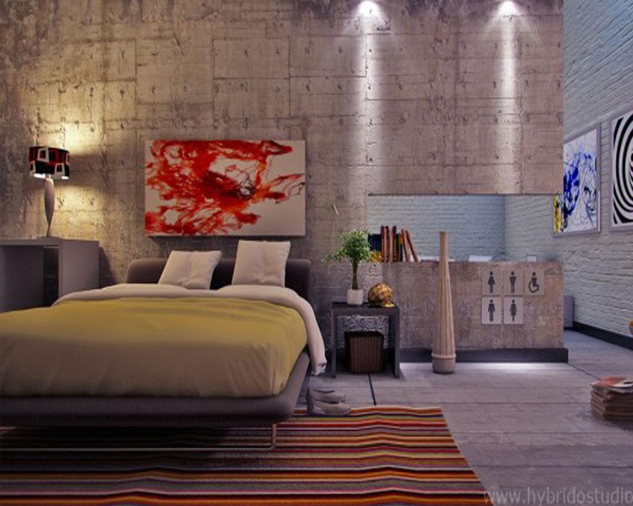 Bedroom Feature Walls On Bedroom With Bedroom Feature Walls Wallpaper 1280x1024
