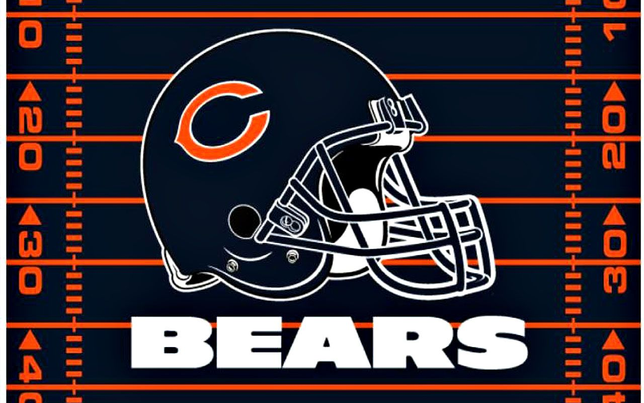 Chicago Bears wallpaper background Chicago Bears wallpapers 1280x800