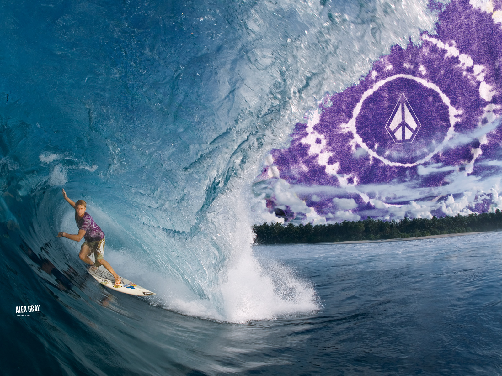 Volcom Surf Wallpapers