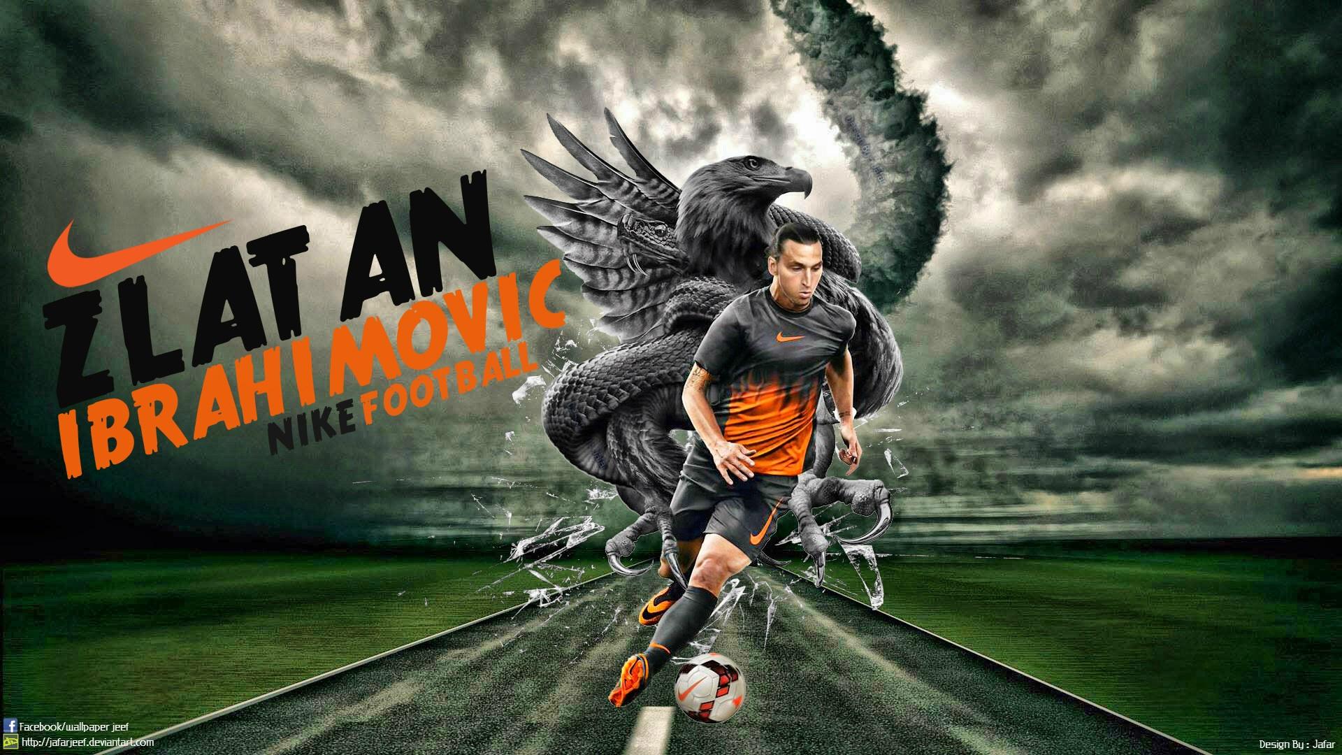 Zlatan Ibrahimovic HD Wallpaper Background Image 1920x1080 1920x1080