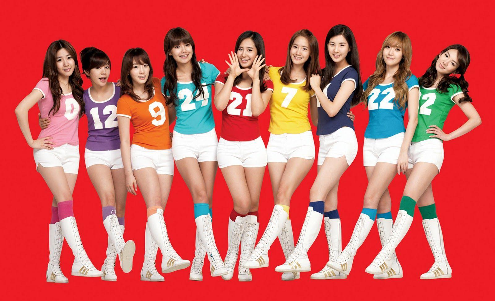 girls generation members wallpaper Yoonimallow HAssistant 1600x972