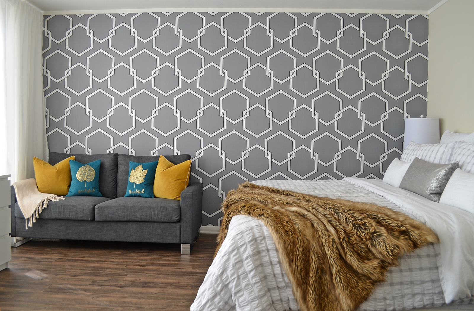 Apartment Wallpaper Temporary