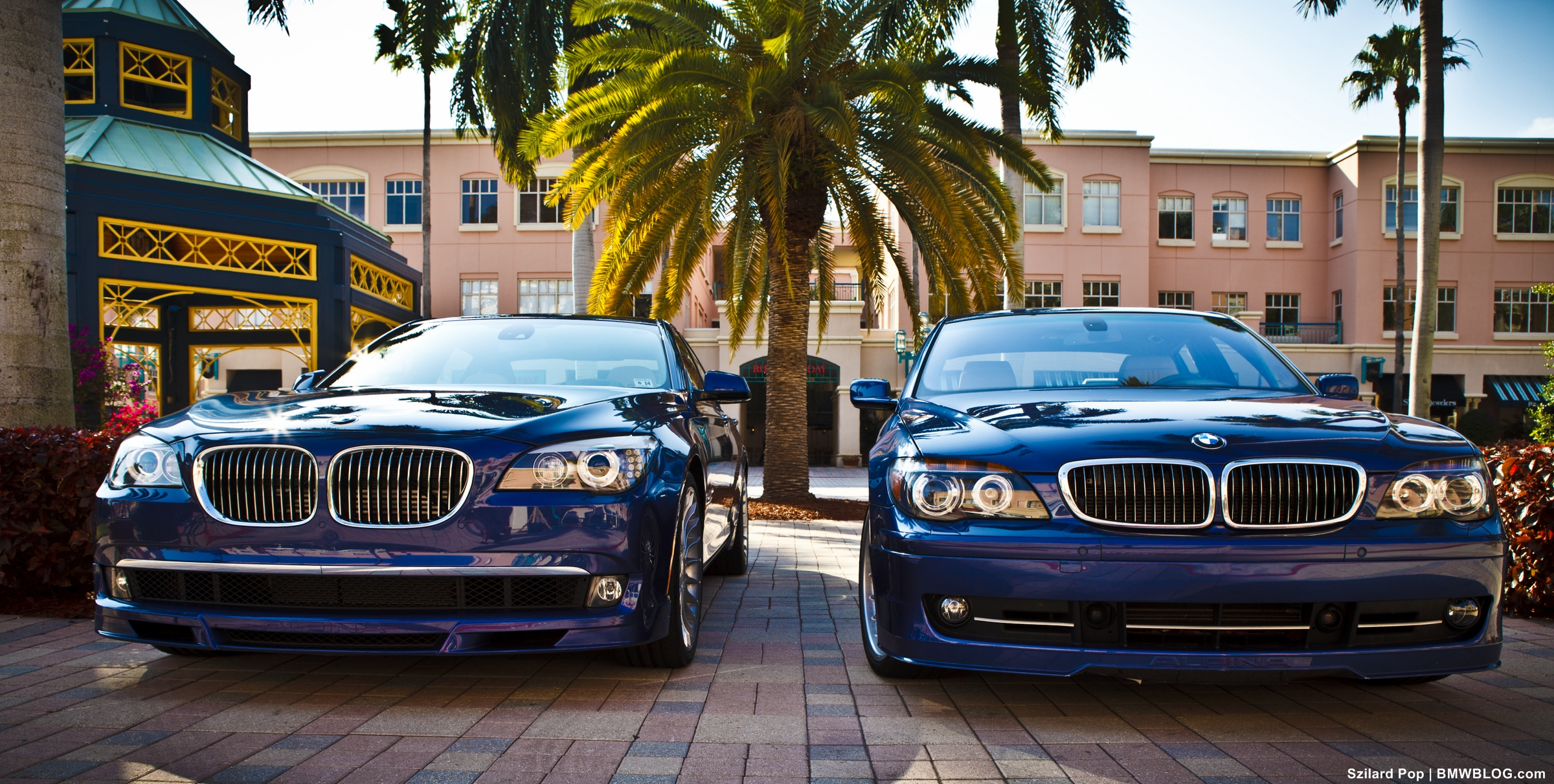 BMW Alpina B7 Wallpapers   Car Features Pictures Prices Review 2400x1211