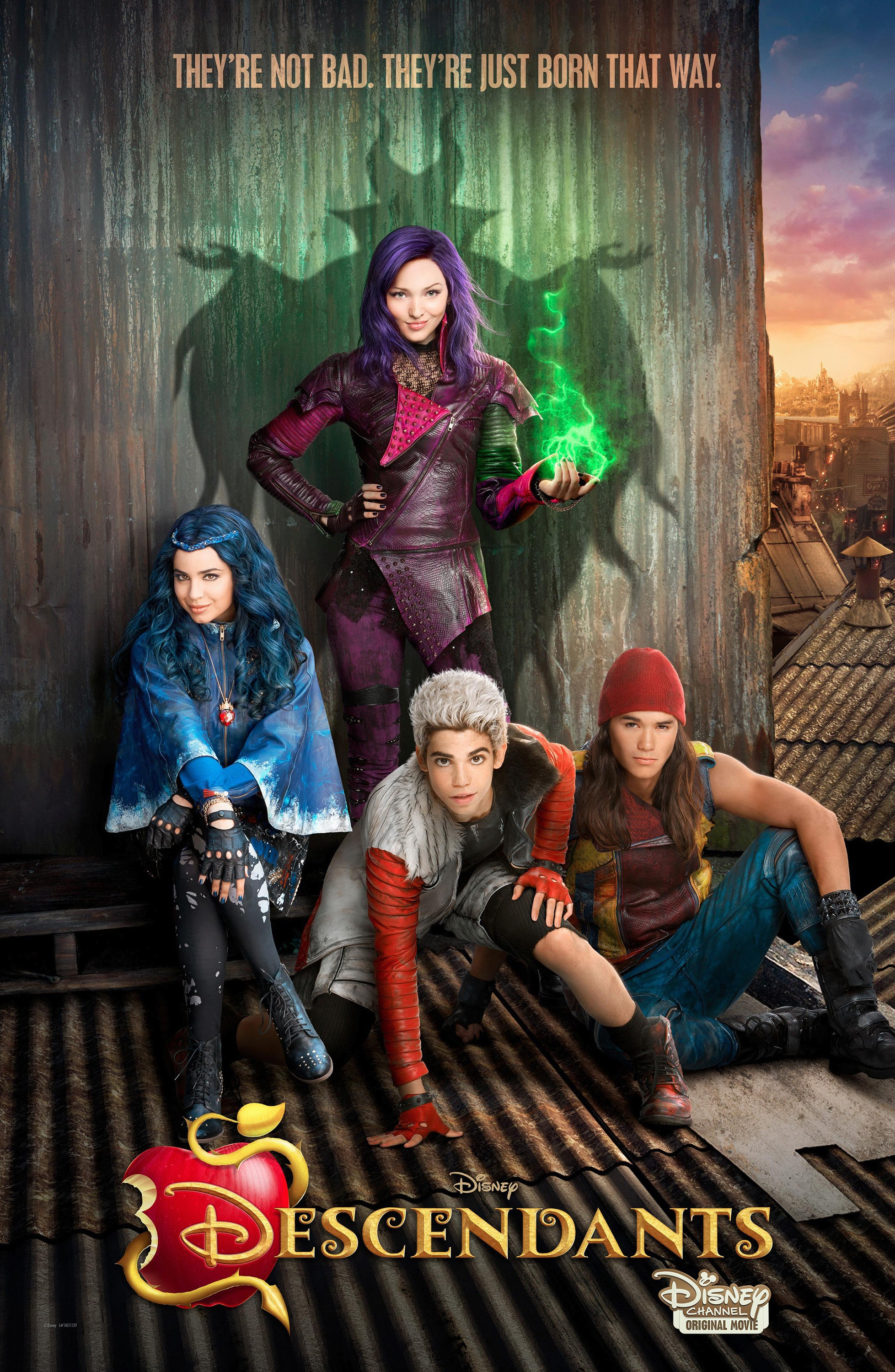 Descendants Disney Wiki FANDOM powered by Wikia 1957x3000