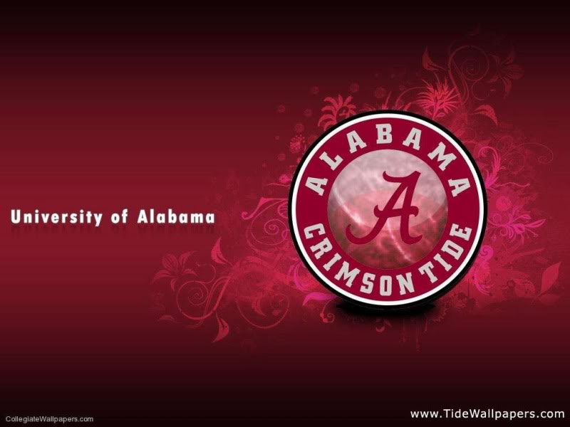 Alabama Football phone wallpaper by chucksta 800x600