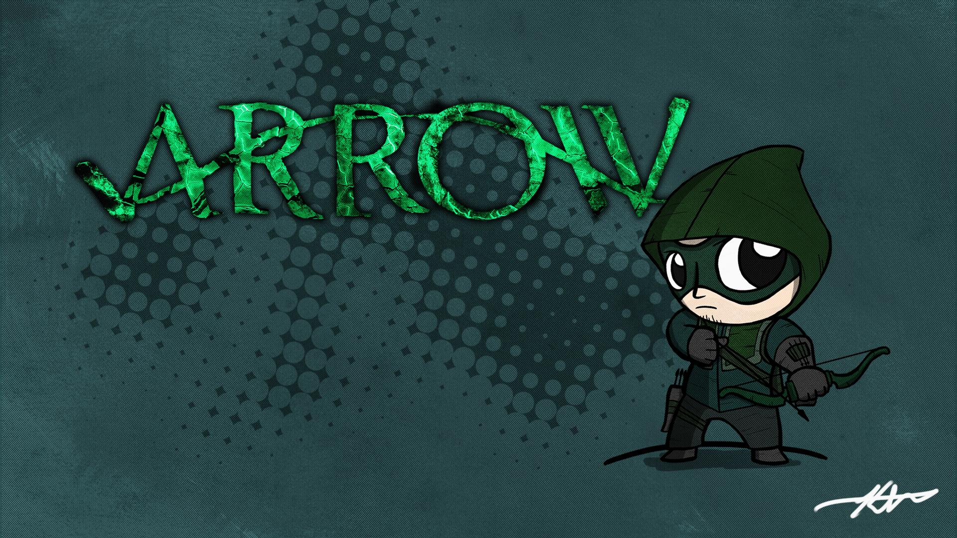 Bande dessines   Arrow Arrow Fond dcran 1920x1080