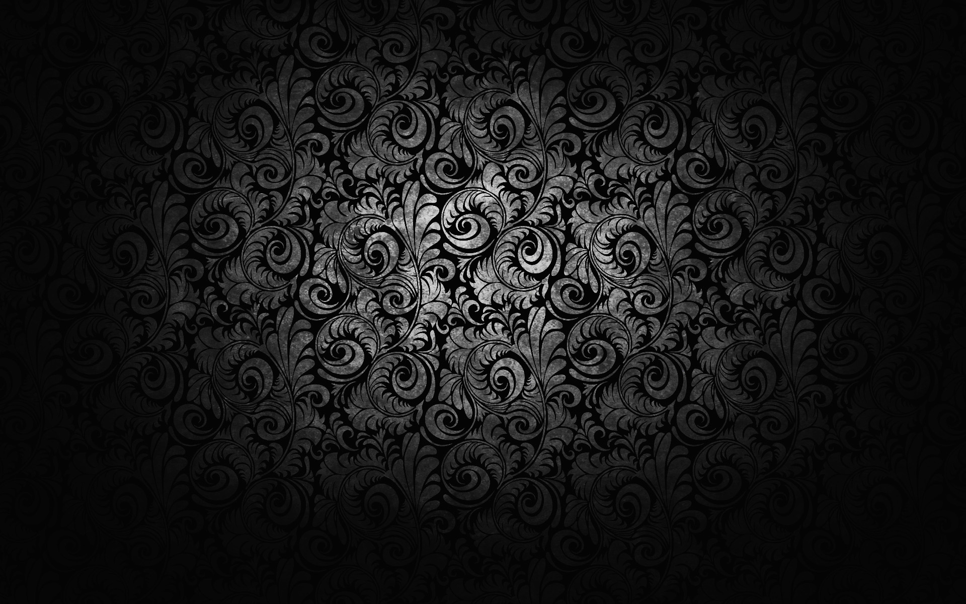49 Black Floral Wallpaper Images On Wallpapersafari