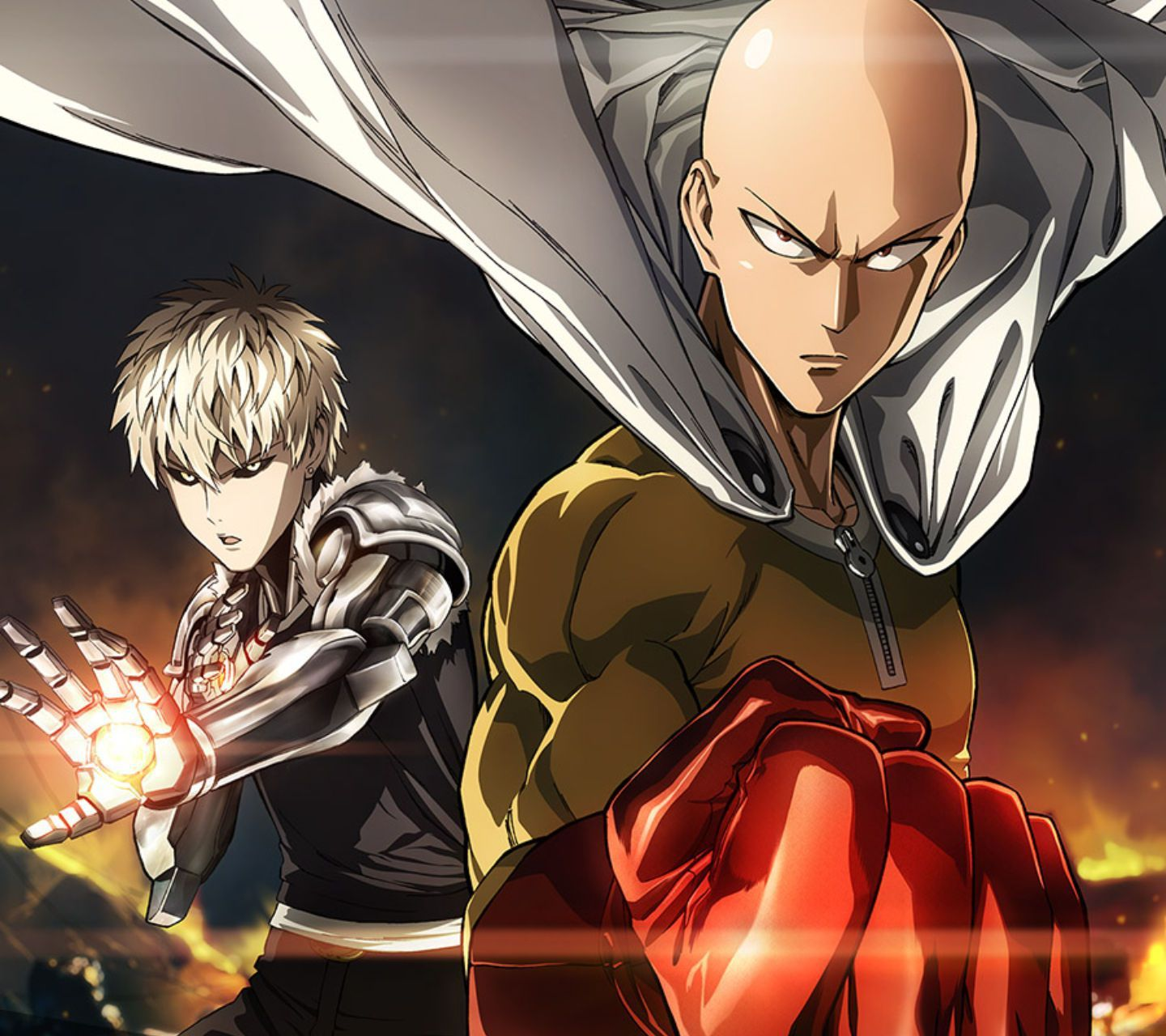 Free Download 24225 Onepunchman Android 1440x1280 For Your