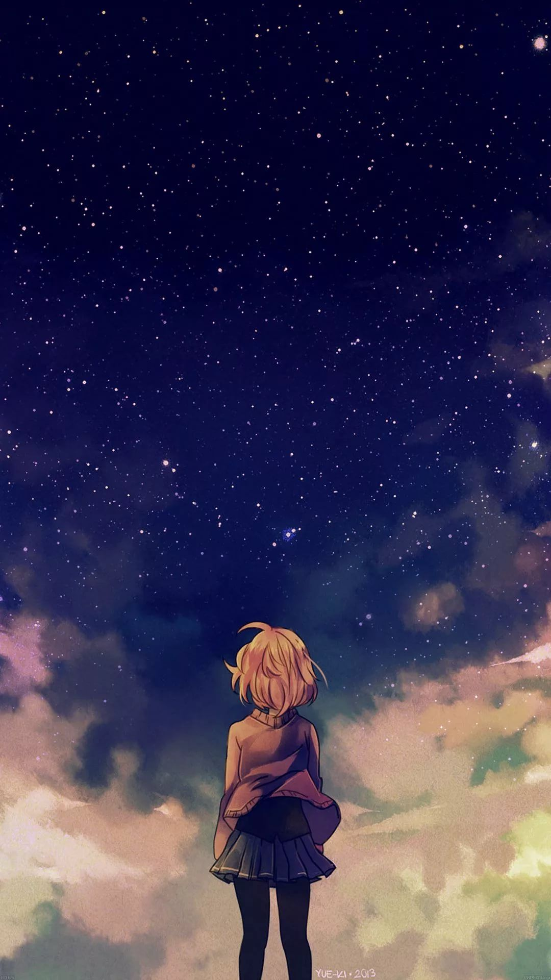 Sad Anime iPhone Wallpapers 43 images   WallpaperBoat 1080x1920
