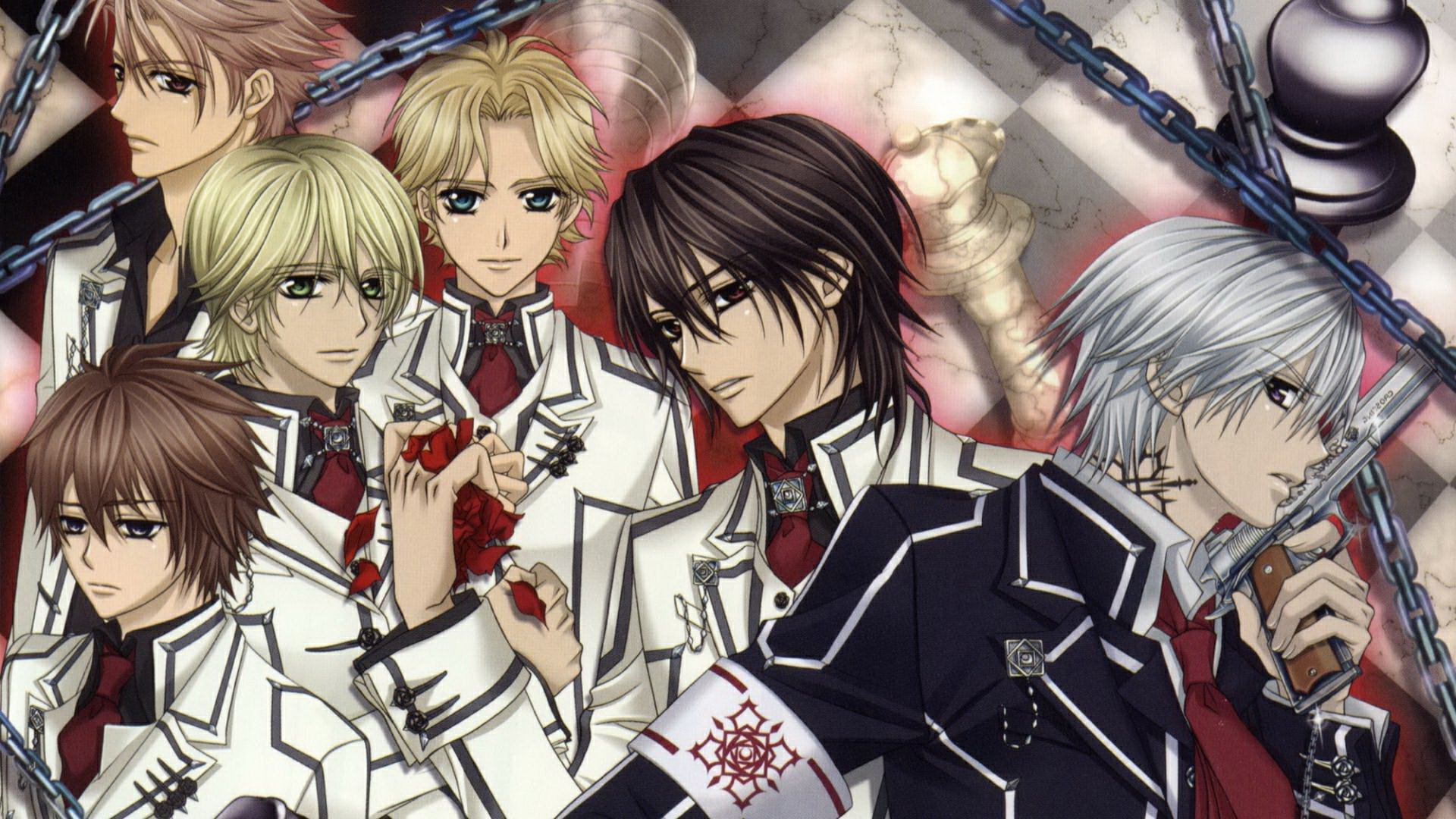 1920x1080px vampire knight wallpaper - wallpapersafari
