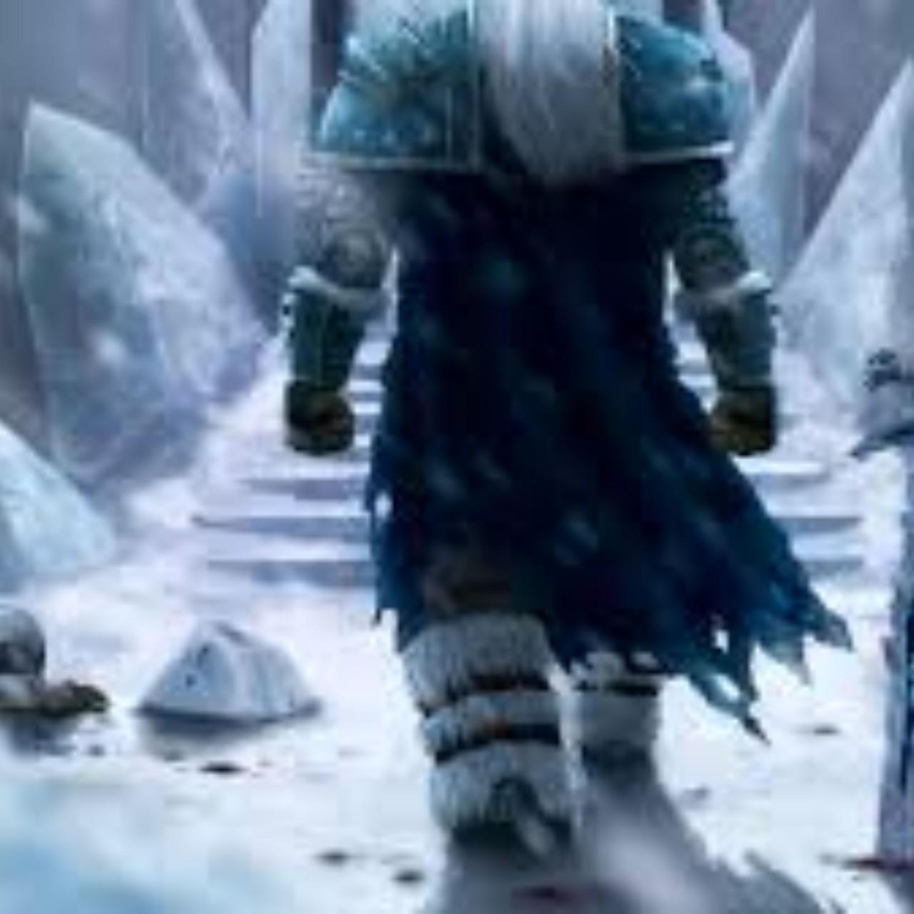 World of Warcraft Winter 4K Wallpaper 4K Wallpaper 1280x1280
