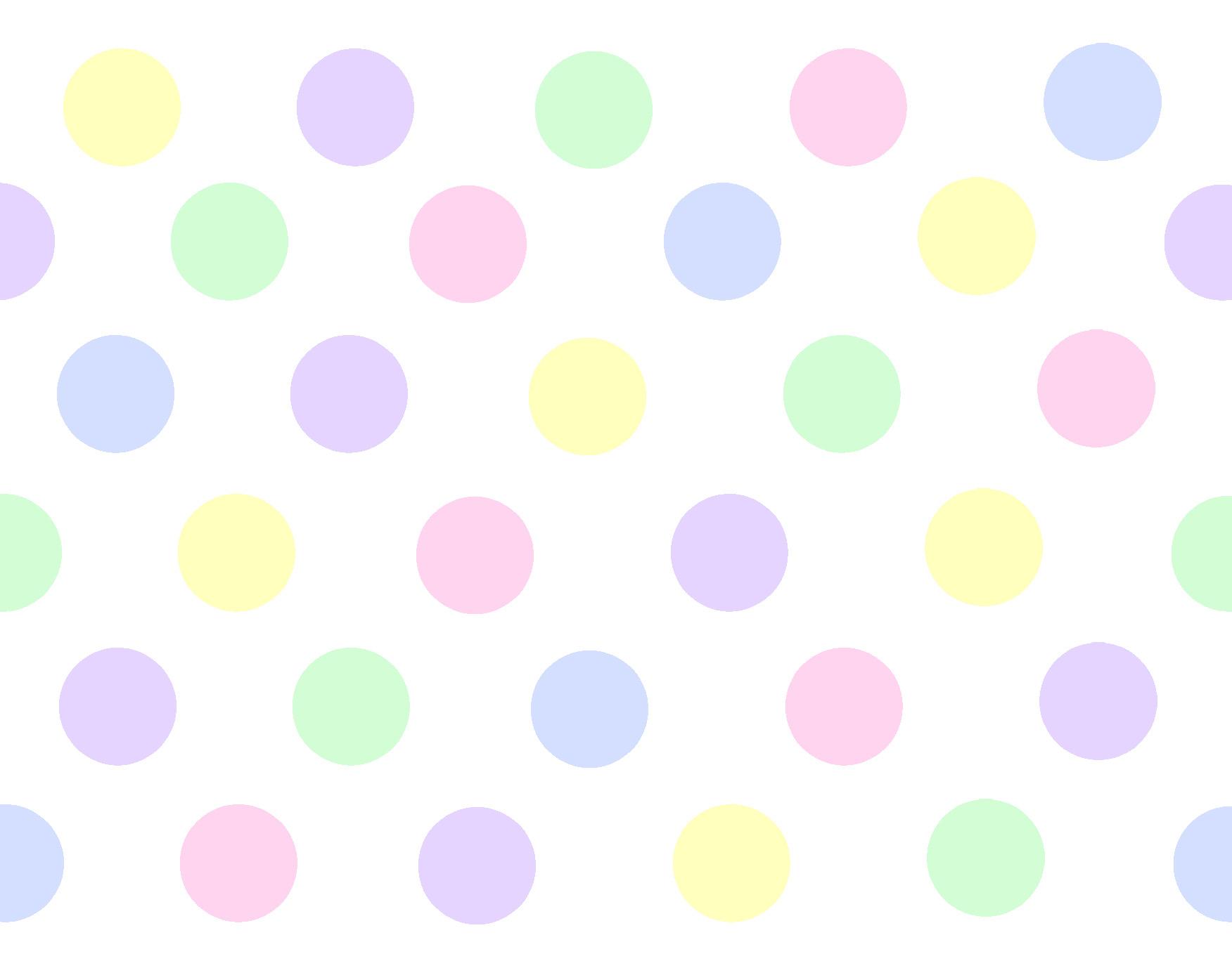 Polka dot wallpapers wallpapersafari for Polka dot wallpaper