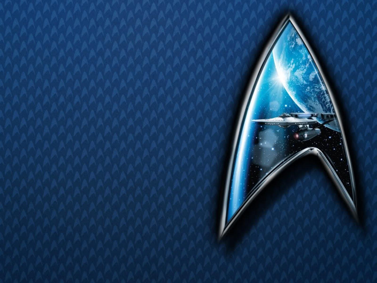 Insignia Star Trek computer desktop wallpaper pictures images 1600x1200