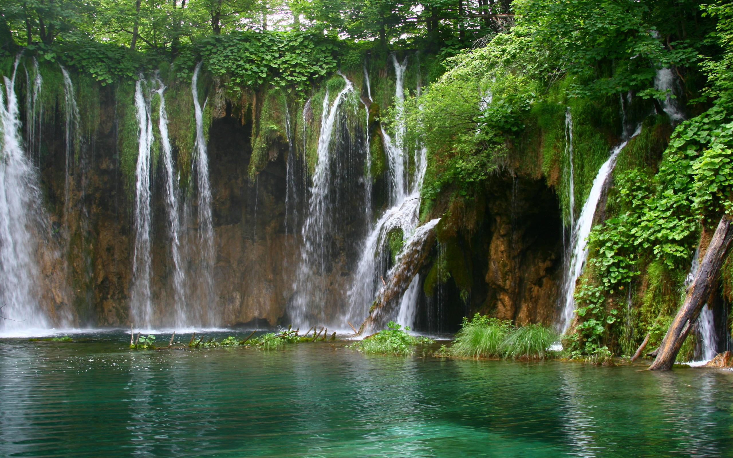 Waterfall Backgrounds 2560x1600