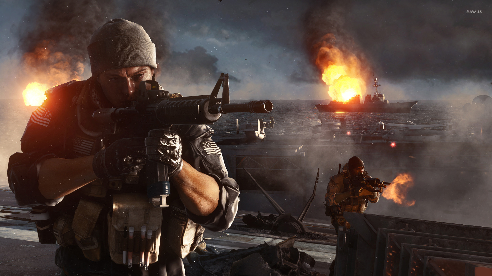 Battlefield 4 wallpaper   Game wallpapers   21388 1280x800