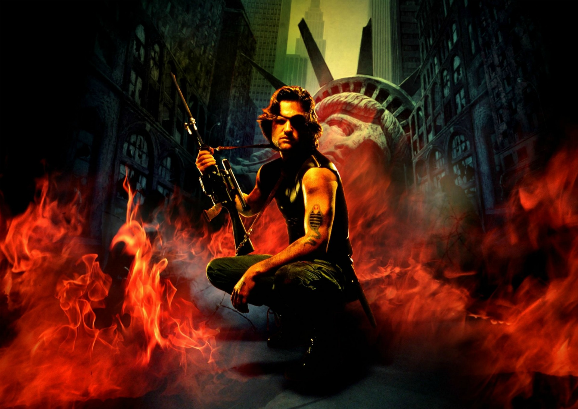 escape from new york computer wallpapers desktop backgrounds wall 1920x1358