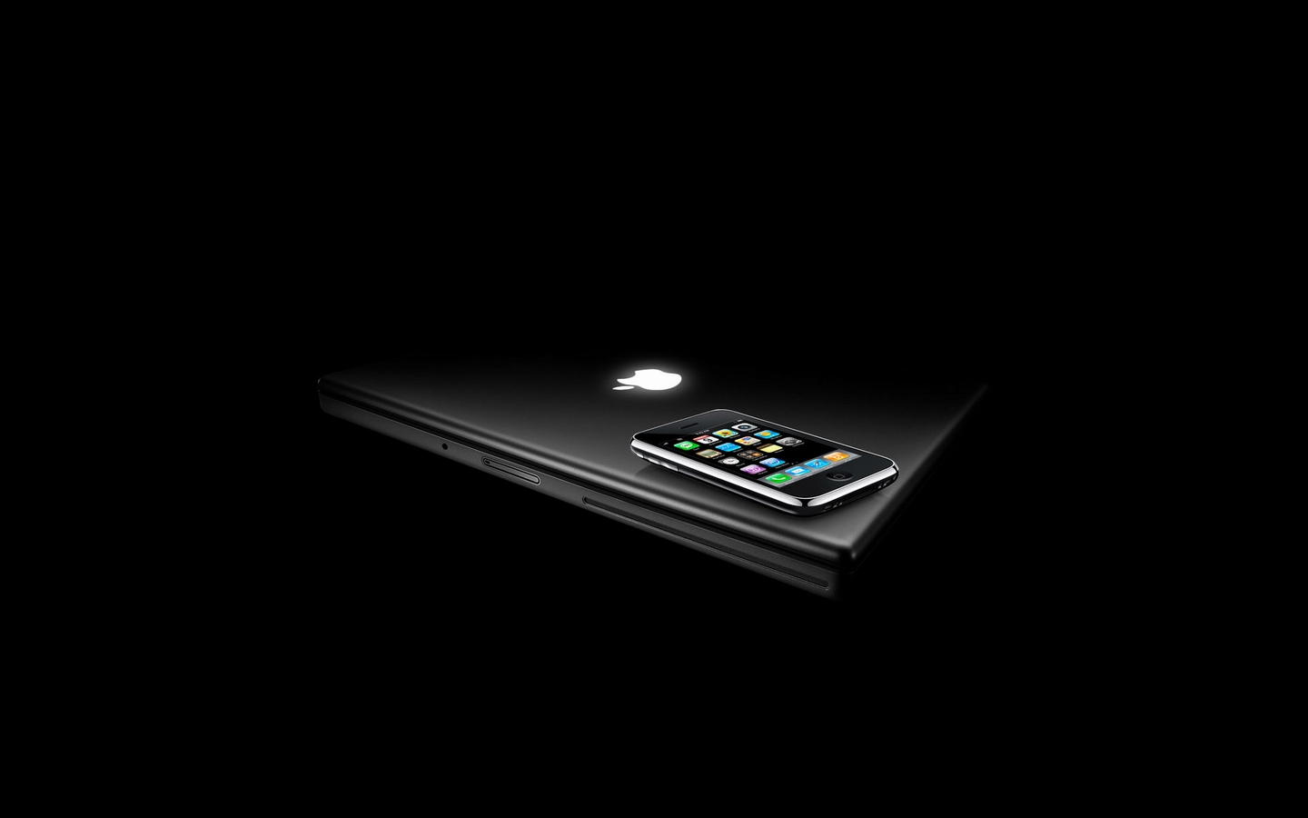 Awesome Apple Laptop and Apple iPhone HD Wallpapers Hd Wallpaper 1440x900