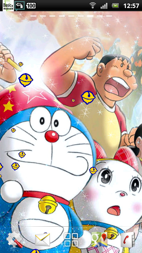 Download 41 Wallpaper Doraemon Samsung Galaxy V Gratis