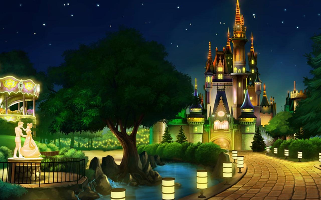 Free Disney Wallpaper Castle - WallpaperSafari