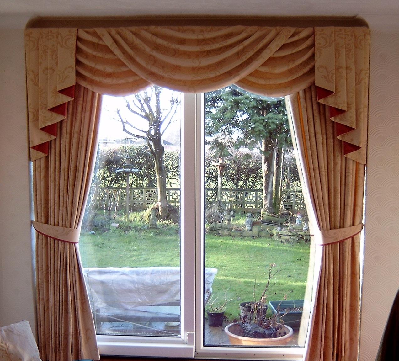 картинки окна шторы занавески коза начала возмущаться