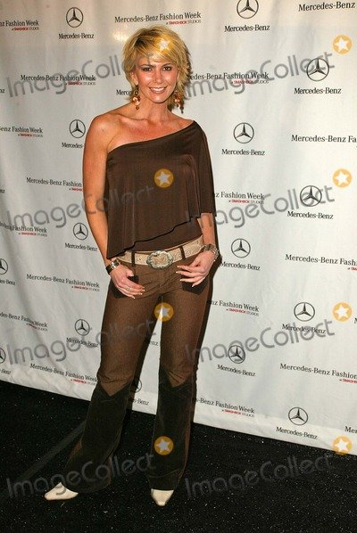 Sheffield at the Mercedes Benz Fashion Week Arrivals Smashbox Studios 400x598