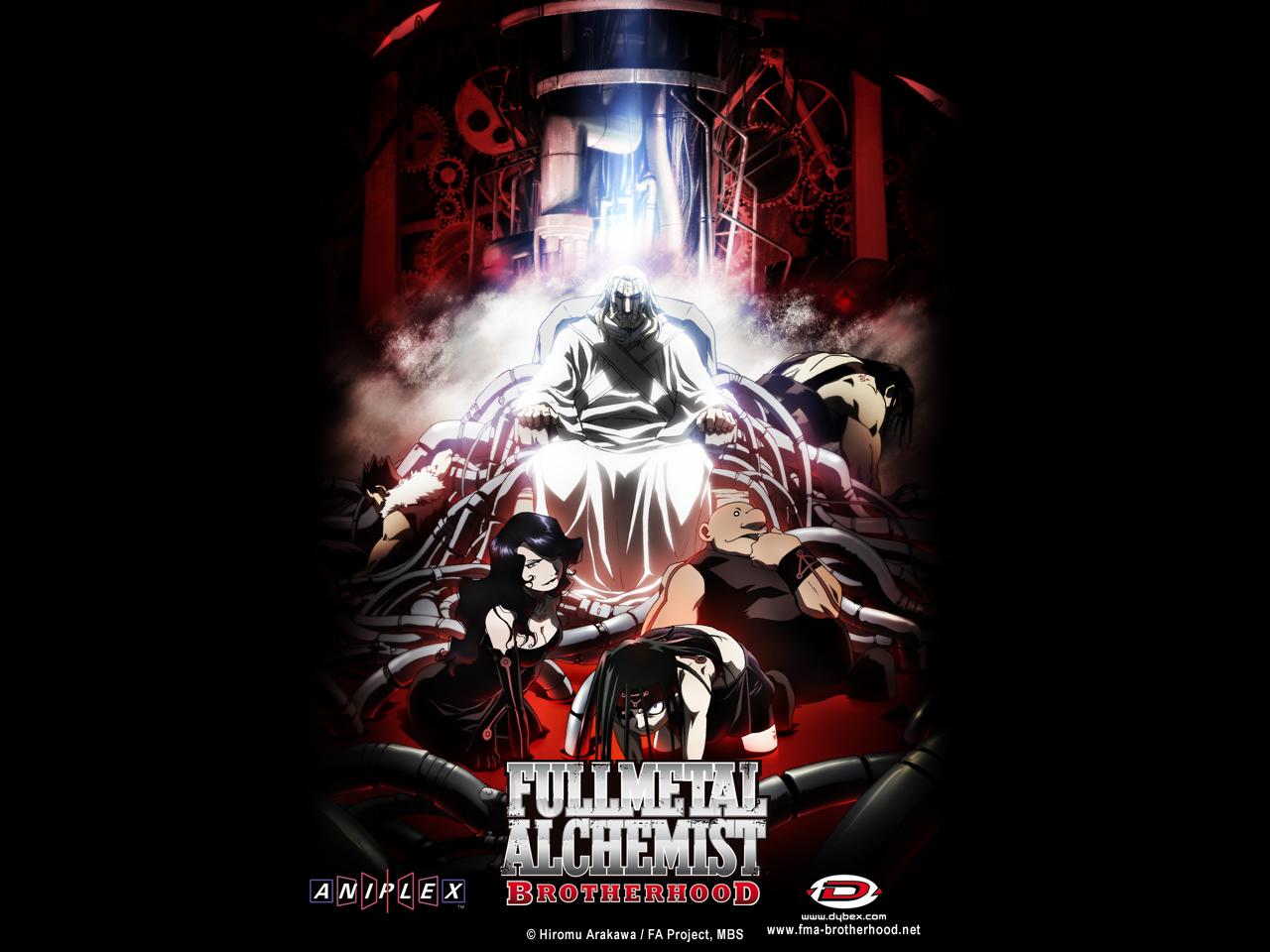 Fullmetal Alchemist Brotherhood   Wallpaper   Fullmetal Alchemist 1280x960