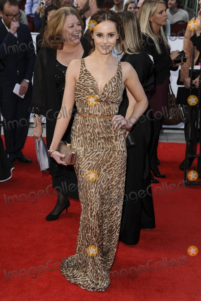 Photos and Pictures   Hannah Tointon arrives for the BAFTA 400x600